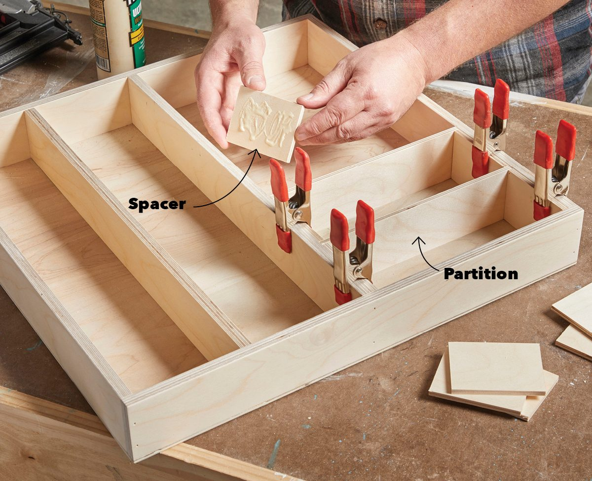 Build the drawer Fh21mar 608 51 021