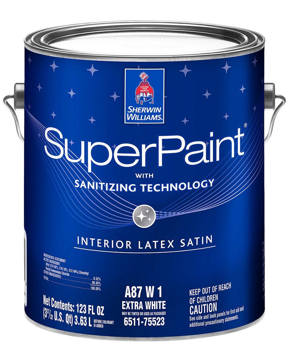 Sherwin Williams Super Paint