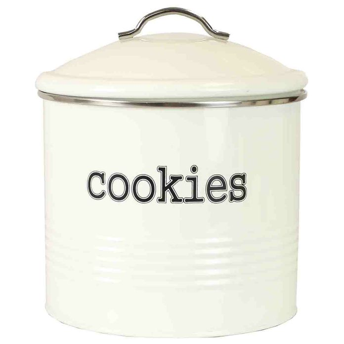 tin cookie jar Tin+4.2+qt.+cookie+jar