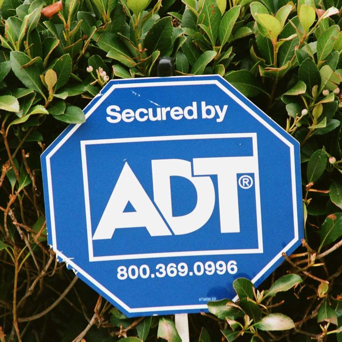 ADT Sign Gettyimages 913777656
