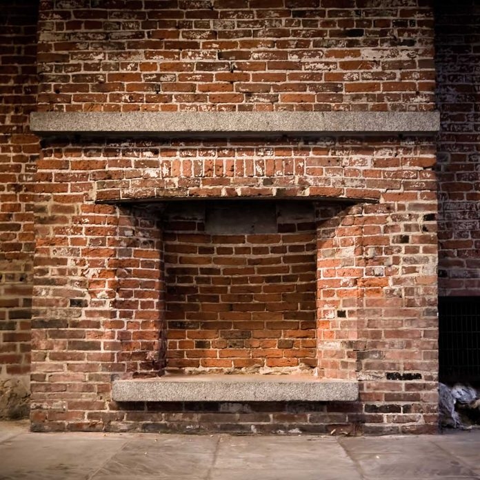 Cracked Fireplace Gettyimages 136557284