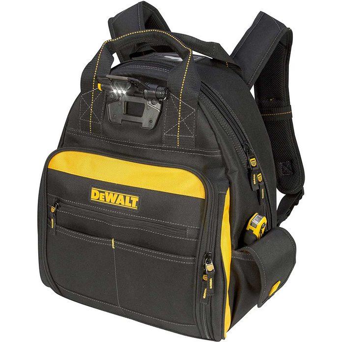 Lighted backpack