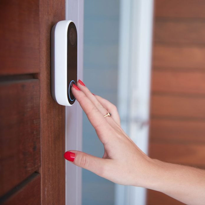 Video Doorbell Gettyimages 1271510499