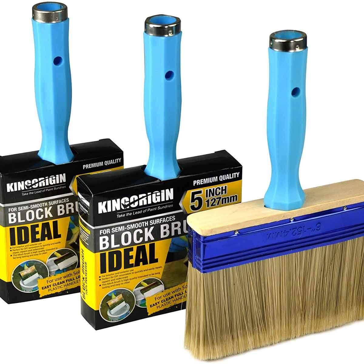 heavy duty block brush
