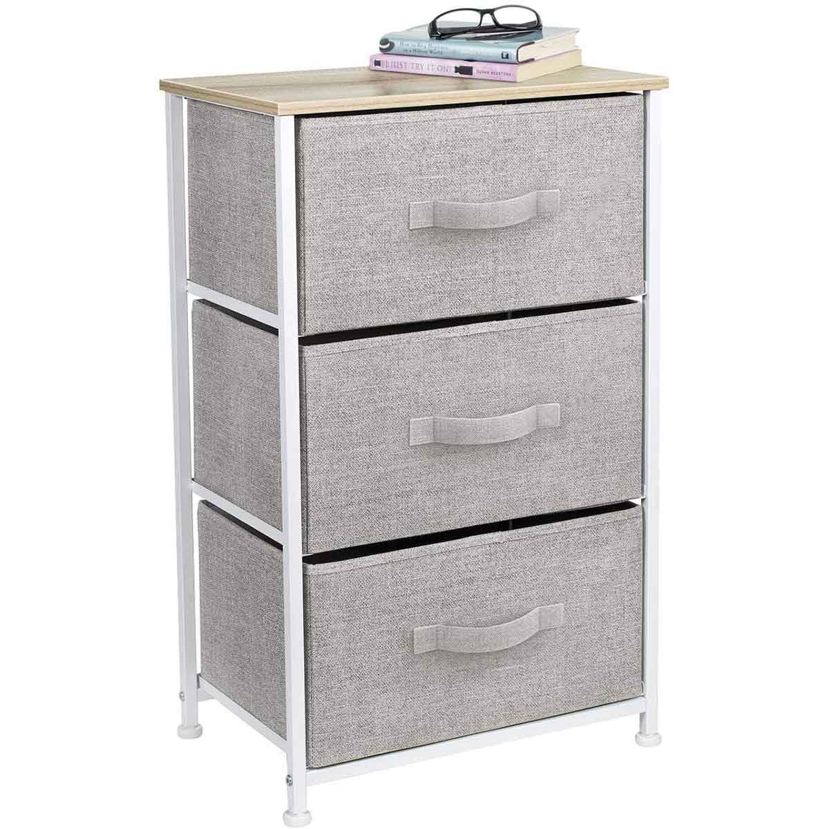 night stand with drawers