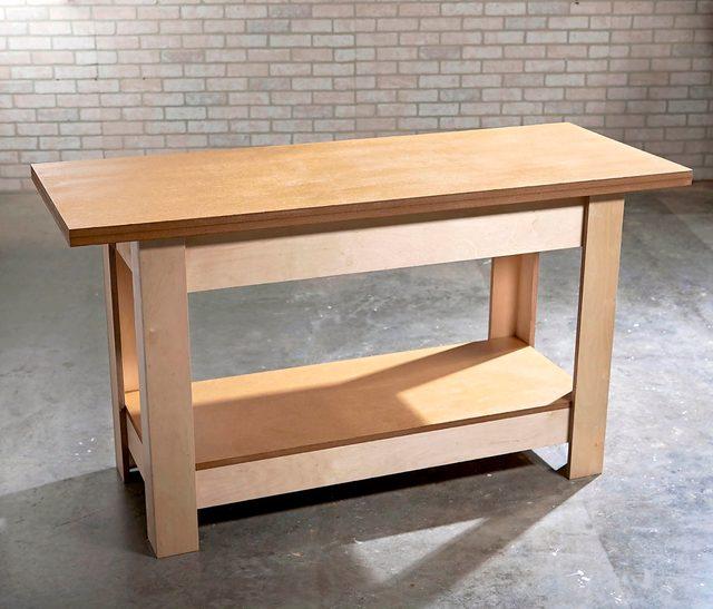 Workbench Fh21apr 609 50 003