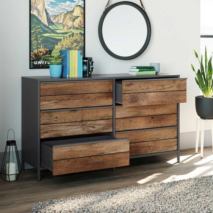 Bedroom Dresser Gulzar+6+drawer+double+dresser