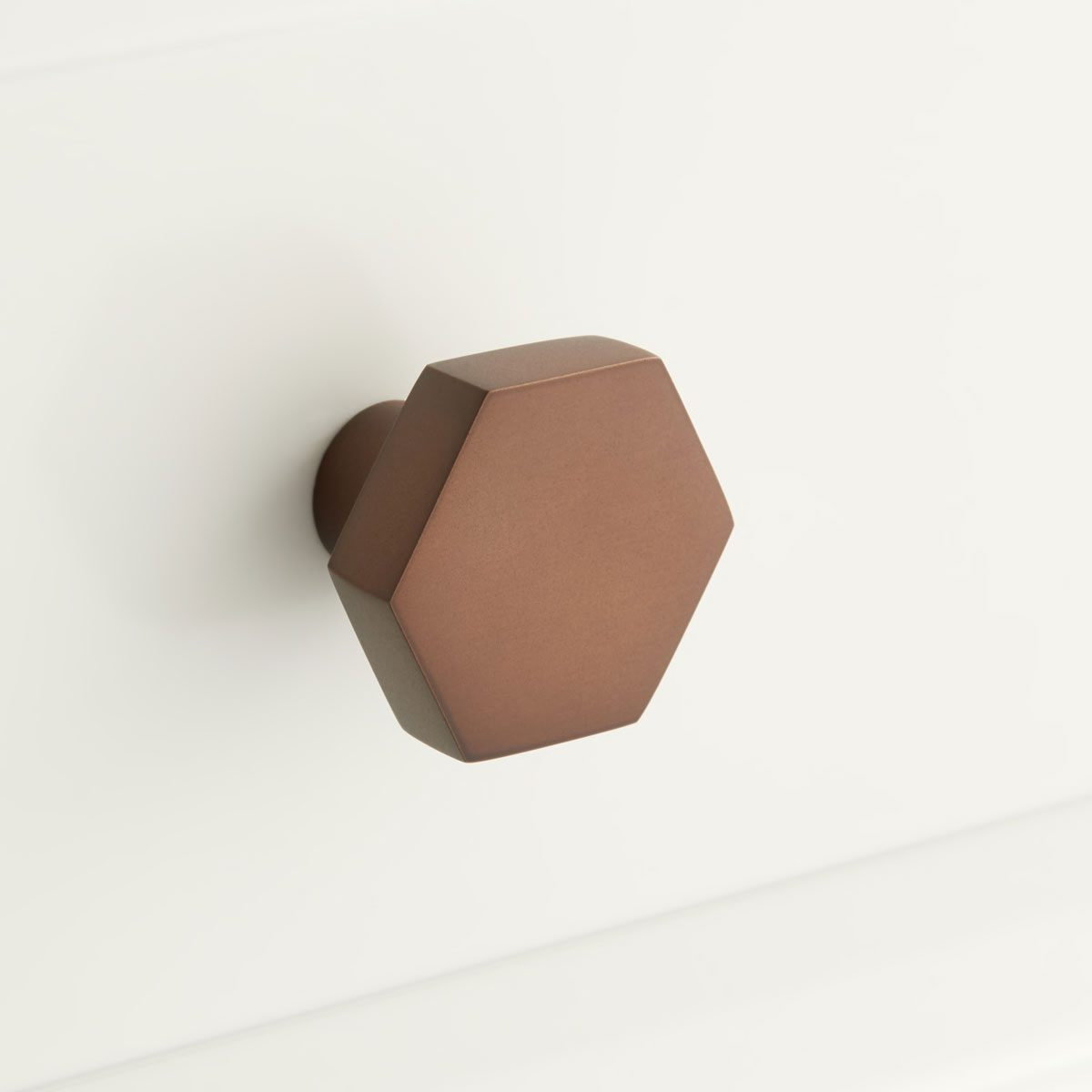 Cabinet Hardware 512905 Brass Knob Oil Rubbed Broonze Geometric.jpg