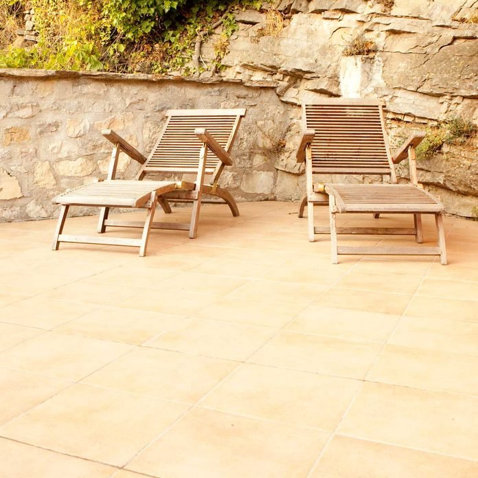 Ceramic And Terracotta Patio Tiles Gettyimages 176129375
