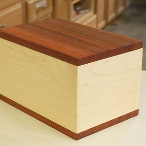 How to Make a Simple DIY Jewelry Box