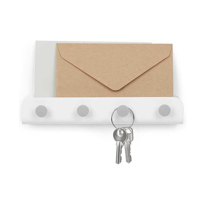 Key And Mail Rack