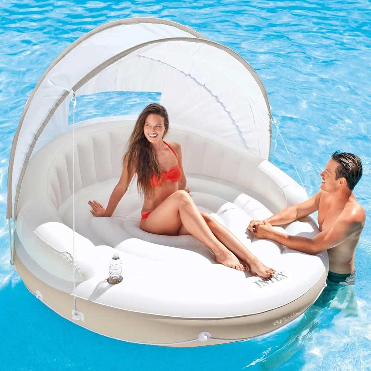 Pool Cabana 718nu14ld3l. Ac Sl1000
