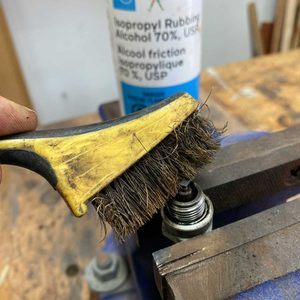 How to Clean a Small-Engine Spark Plug
