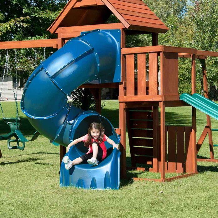Slide Swing Set Accesssory