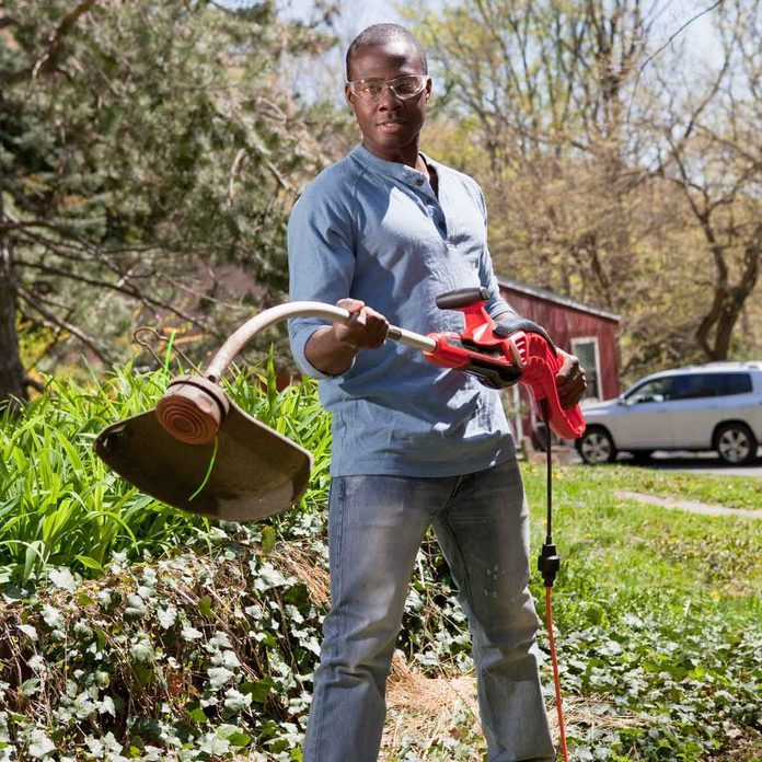 Weed Whacker Gettyimages 103919897