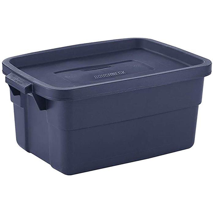 rubbermaid storage bin