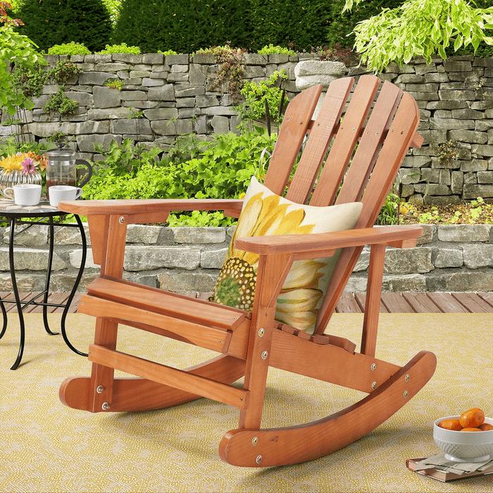 Leila+solid+wood+rocking+adirondack+chair