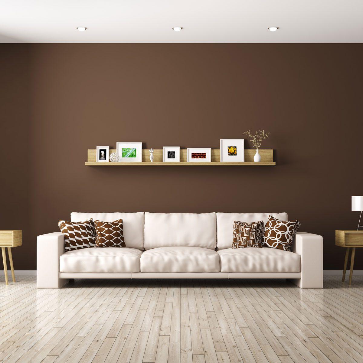 Brown Walls
