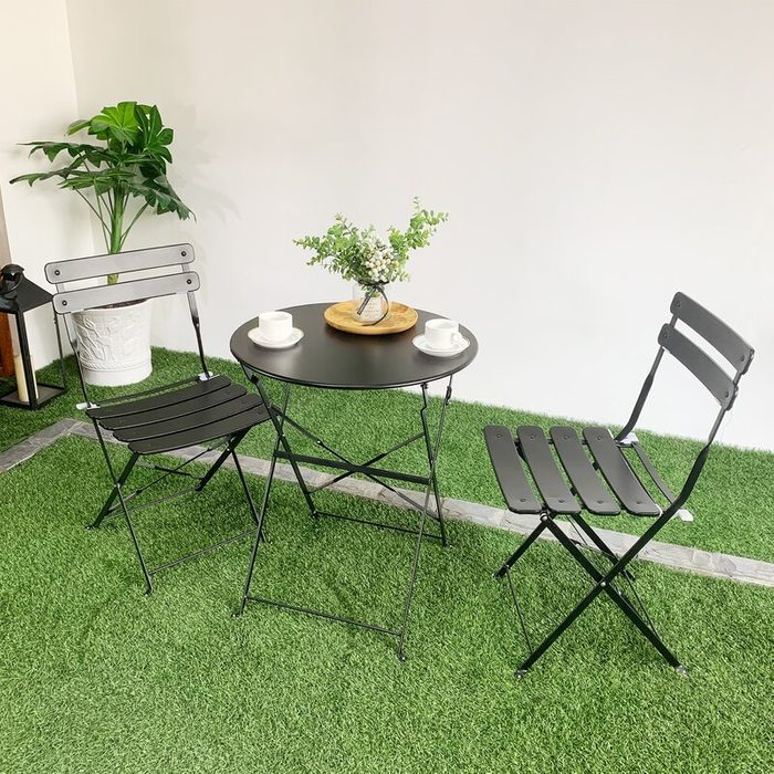 Chairs And Table bistro set for outside