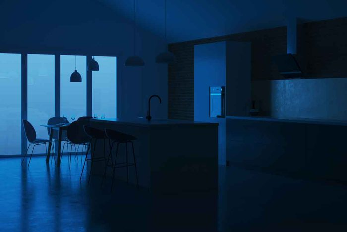Dark Kitchen Power Outage Food Safety Gettyimages 1169199794