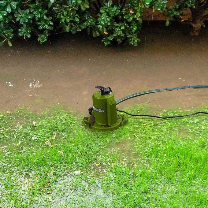 utility pump