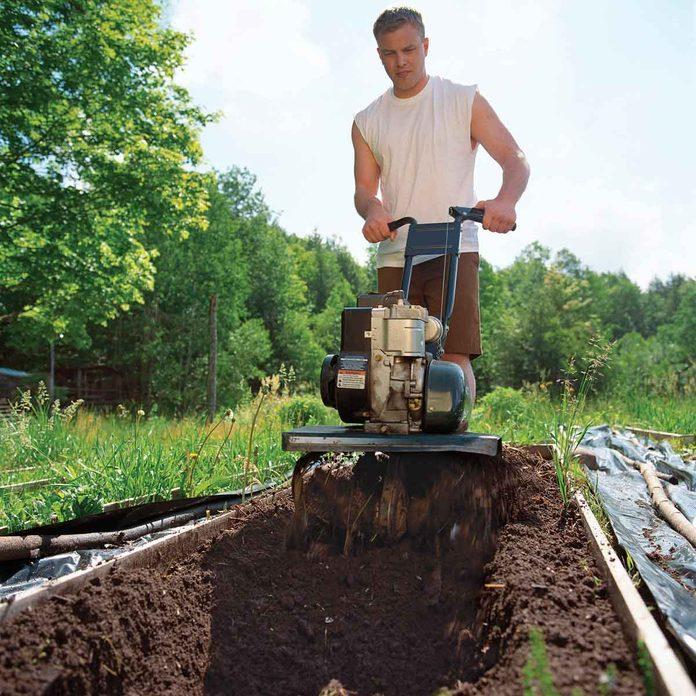 Enrich the soil