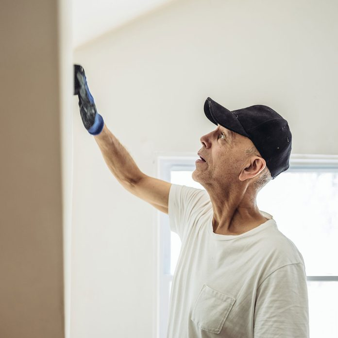 Touching Up Wall Paint