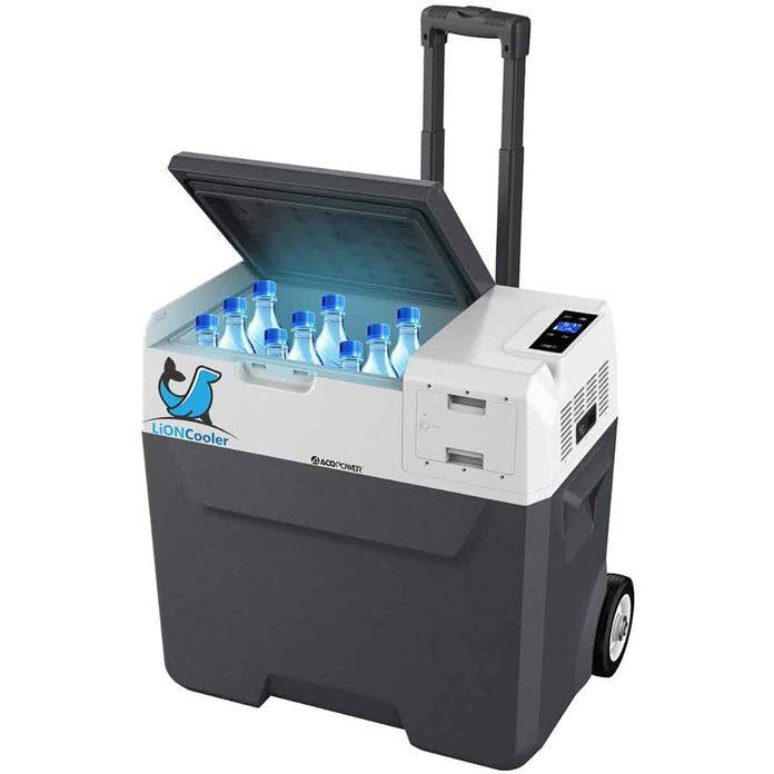 rechargeable fridge freezer portable