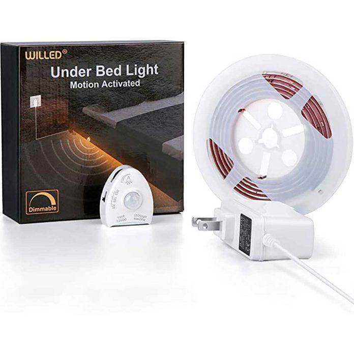 under bed lights