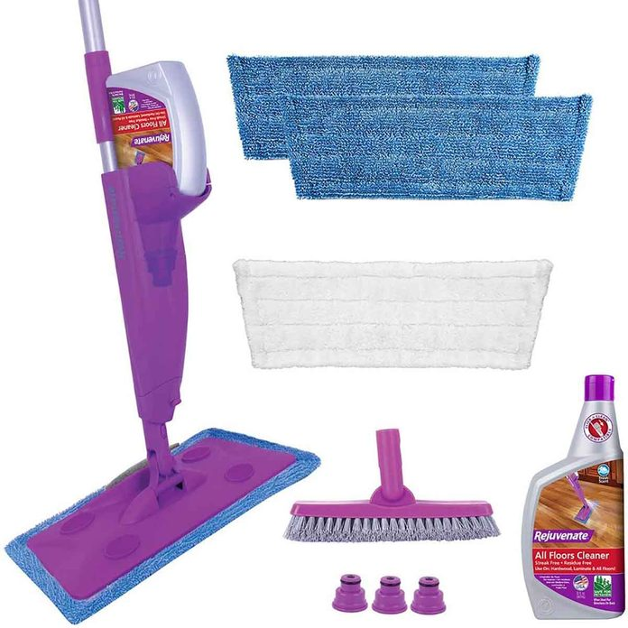 spray mop bundle cleaner