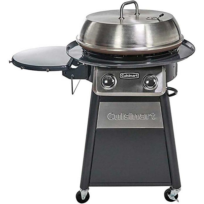 cuisinart round grill