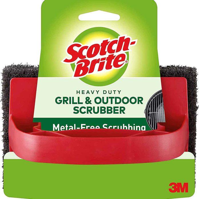 grill scrubber