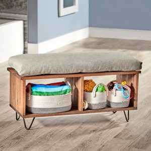 How to Build a Bath Bench