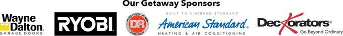 Getaway Sponsors