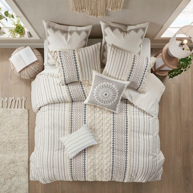 The Curated Nomad Clementina Cotton Duvet Cover Set
