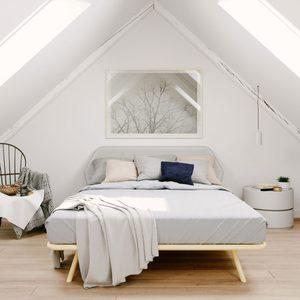 10 Inspiring Attic Bedroom Ideas