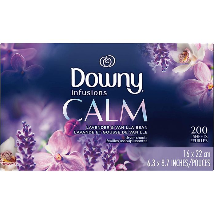 Downy dryer sheets