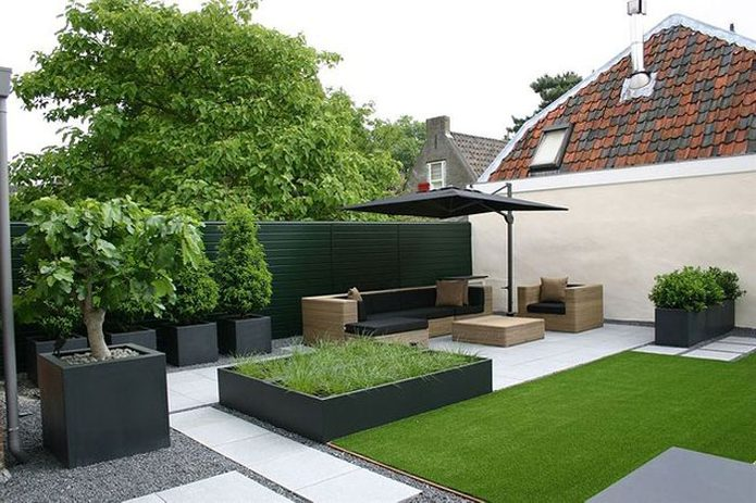 Landscaping With Pots