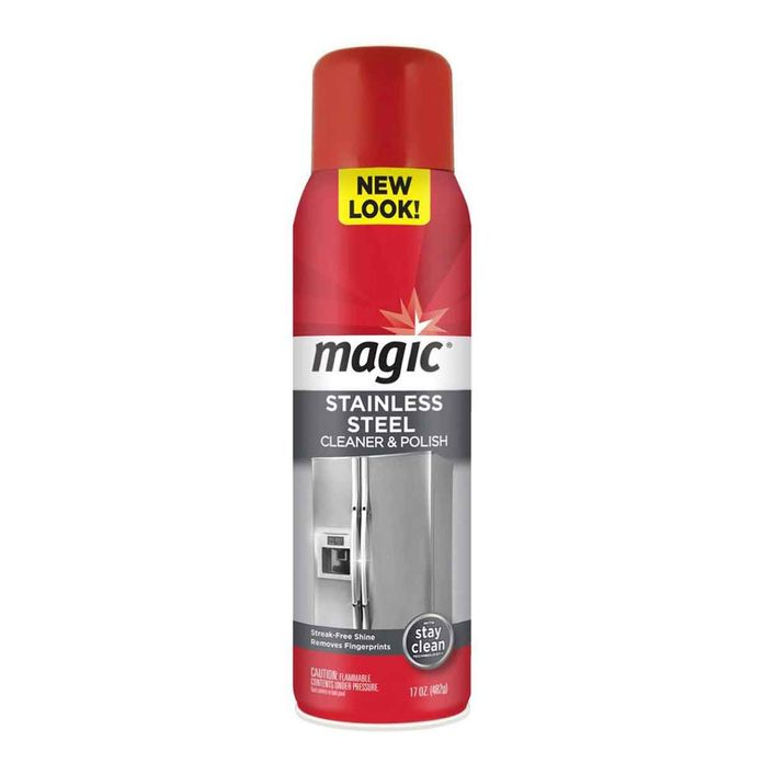 Magic Stainless Steel Cleaners