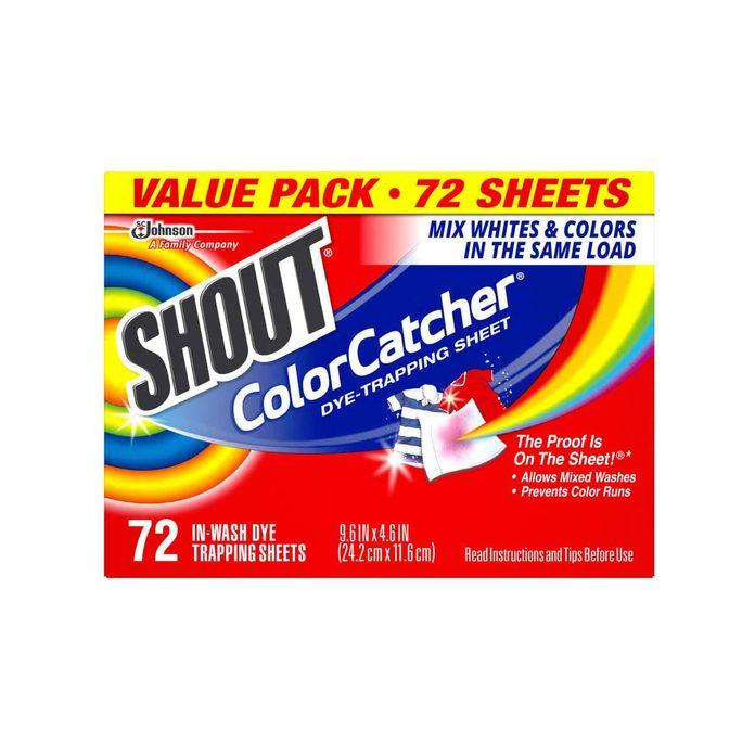 Shout sheets