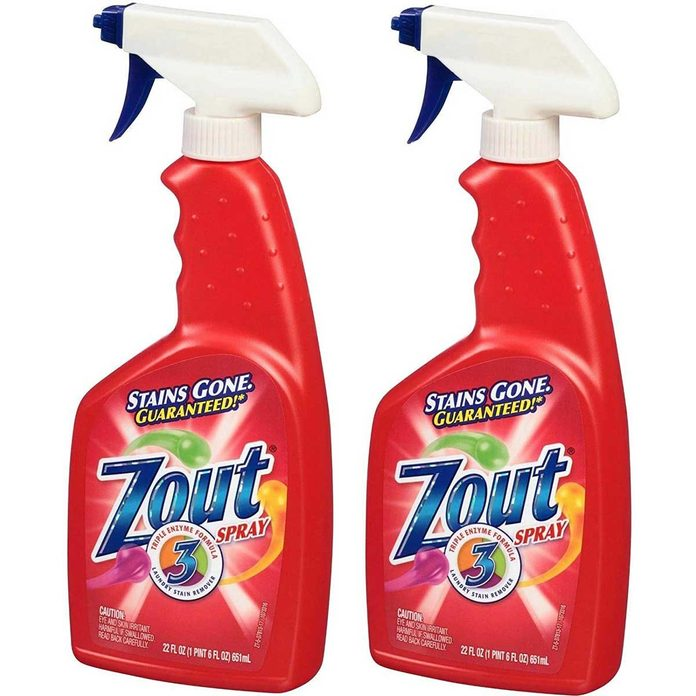 Zout laundry cleaner