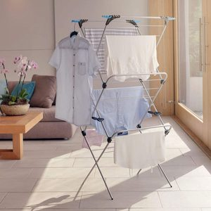 9 Best Hanging Racks for the Laundry Room