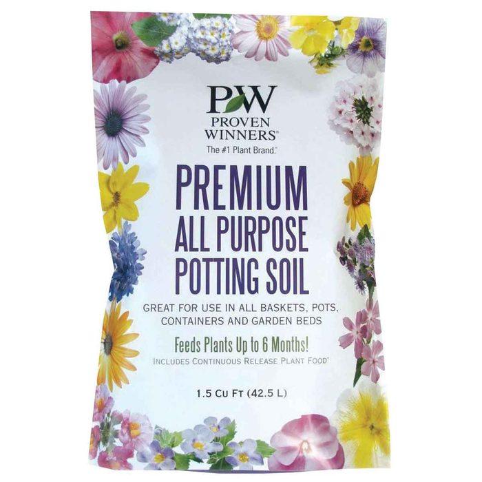 all purpose potting soil