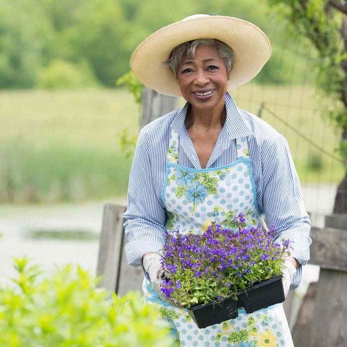 Garden Hat And Apron
