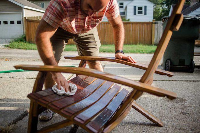 Polishing Patio Furniture