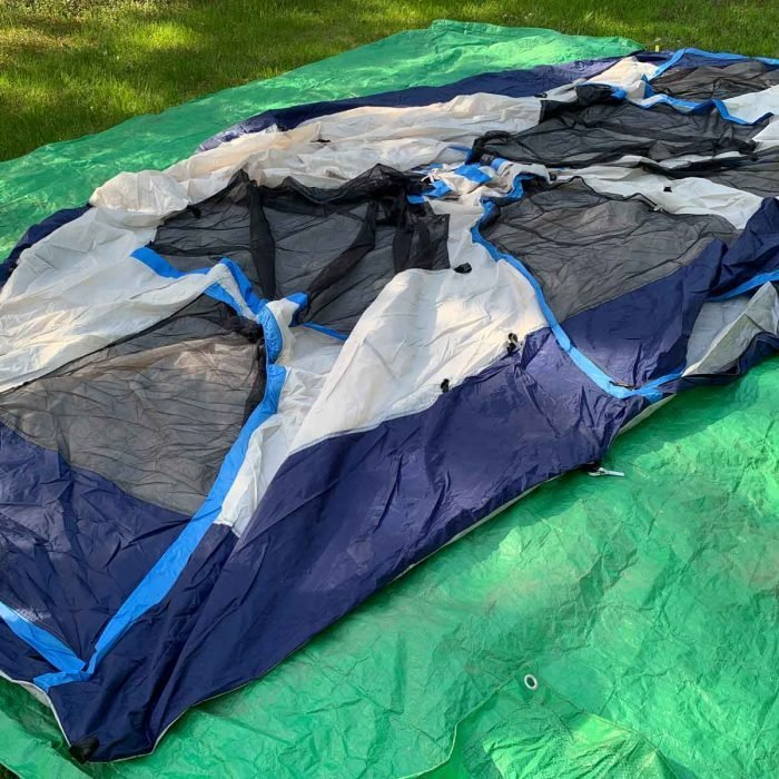 Spread Out Tent