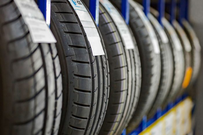 Tires Gettyimages 1216354735