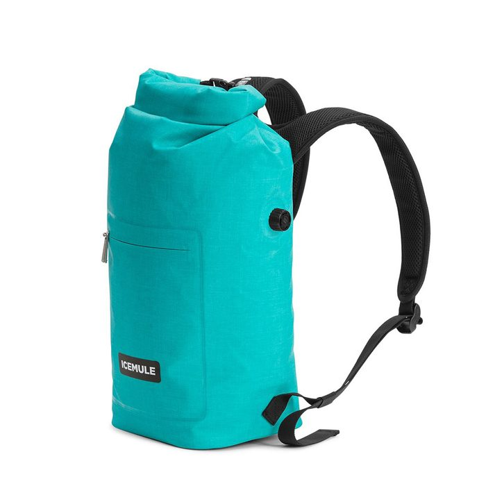 Backpack Jaunt 9l Turquoise 3 4