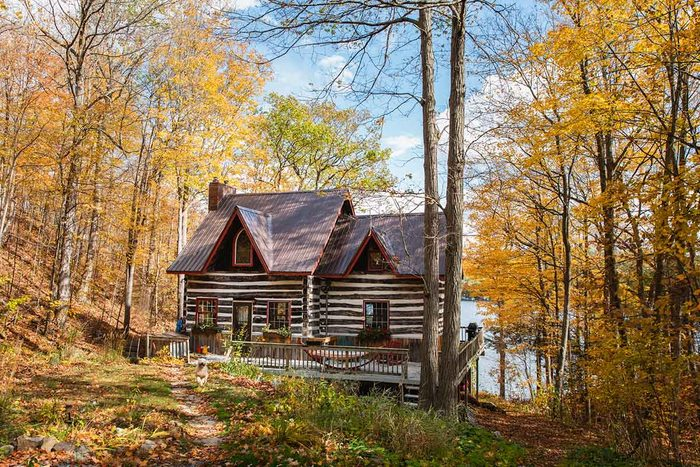 Cabin Gettyimages 1292050162