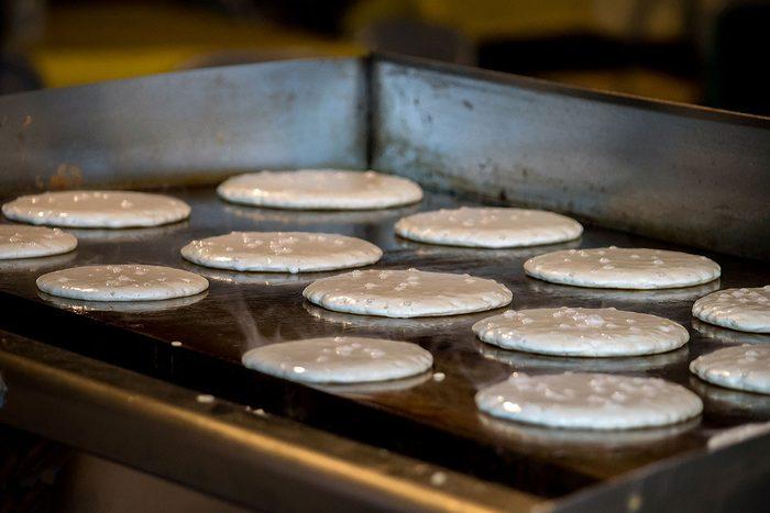 Flat Top Grill Pancakes